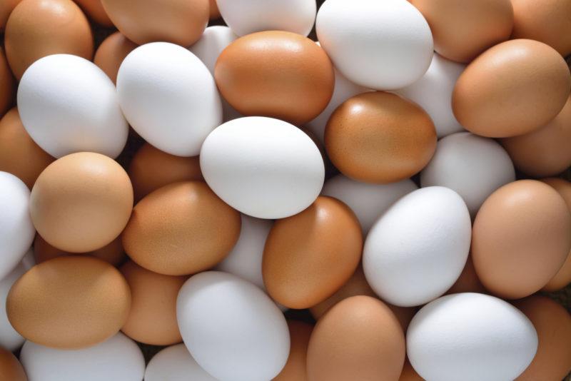Quants ous menges a la setmana?
